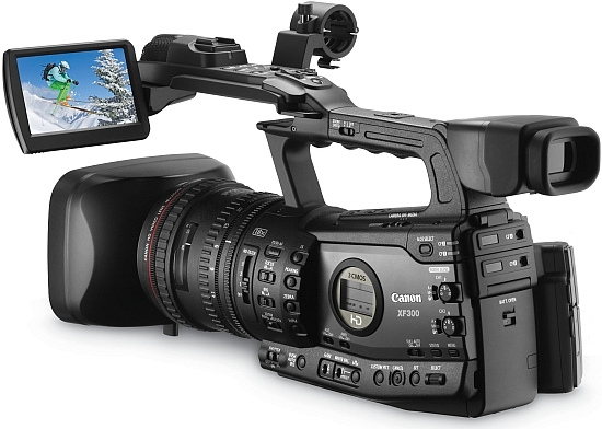 Canon XF300 Professional Camcorder