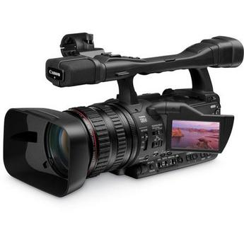 Canon XH-A1s 3CCD HDV Camcorder, 1080i, 16:9, 24f Mode Retail Kit w/20x Lens & Battery & Charger